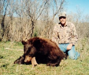 black bear hunts - Tomahawk Outfitters