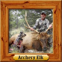 Archery Elk hunting photo galleries